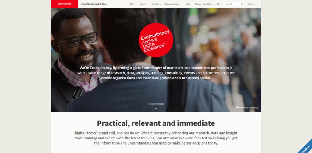 SEO Blog 020 Econsultancy