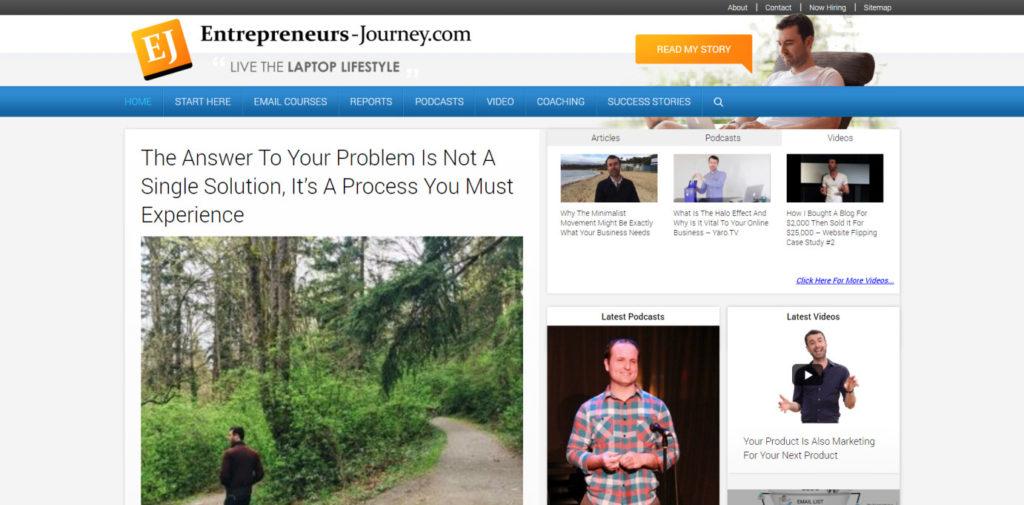 seo2300 SEO Blog 023 Entrepreneurs Journey