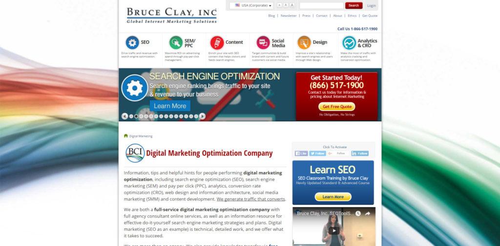 seo2500 SEO Blog 025 Bruce Clay