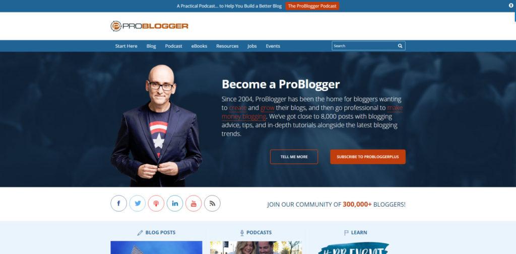 SEO Blog 03 ProBlogger