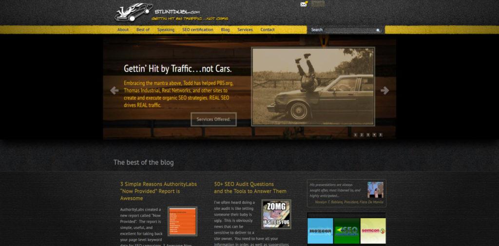 SEO Blog 35 Stuntdubl