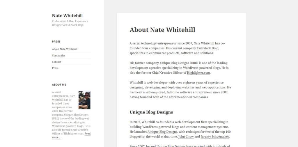 SEO Blog 040 Nate Whitehill
