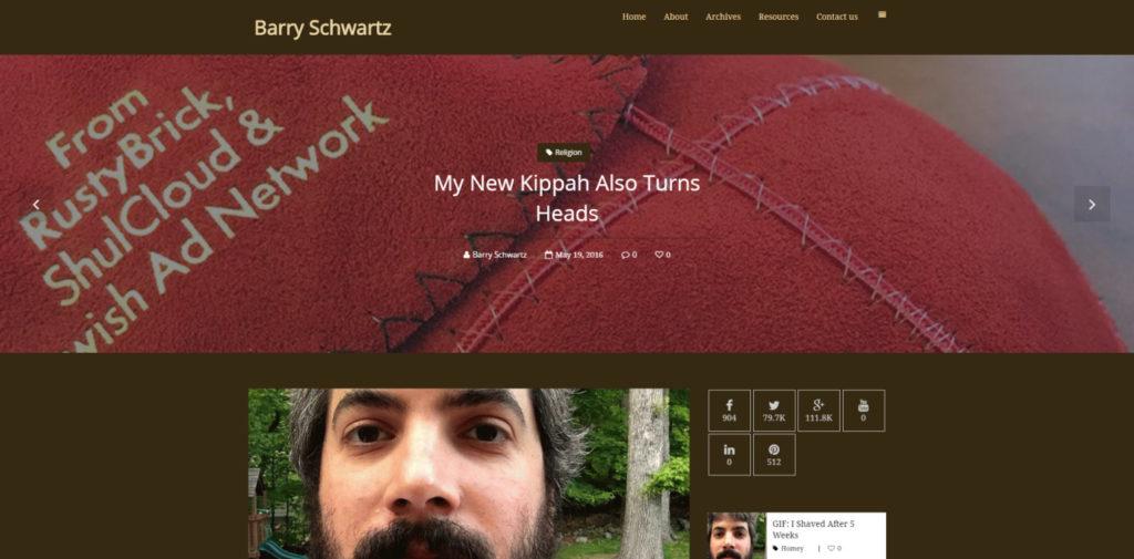 SEO Blog 060 Barry Schwartz