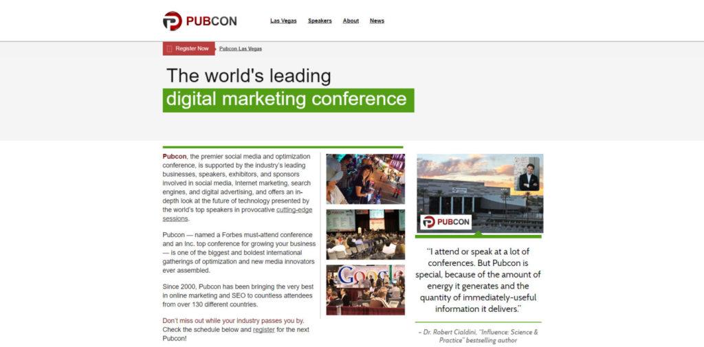 SEO Blog 061 Pubcon