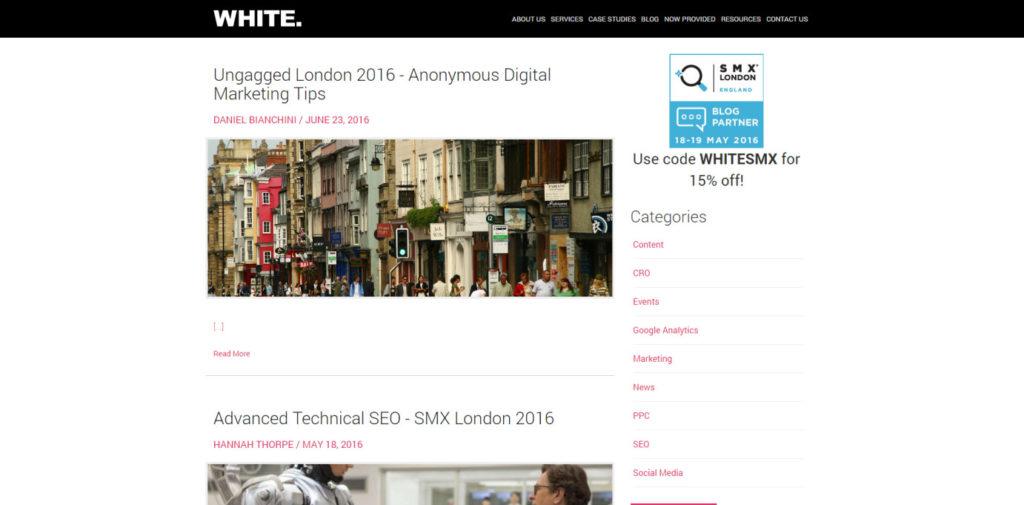 SEO Blog 063 White