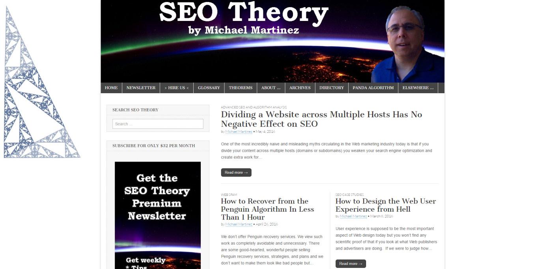 SEO Blog 067 SEO Theory