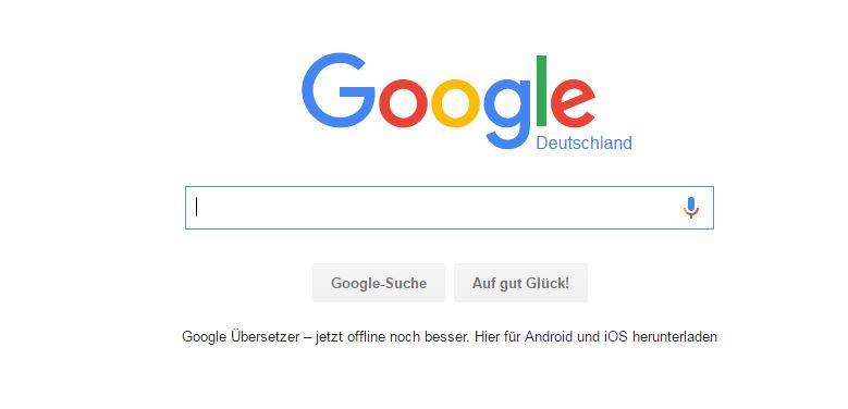google-startseite