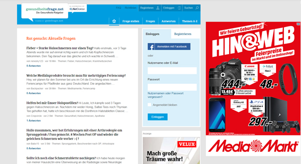 gesundheitsfrage.net