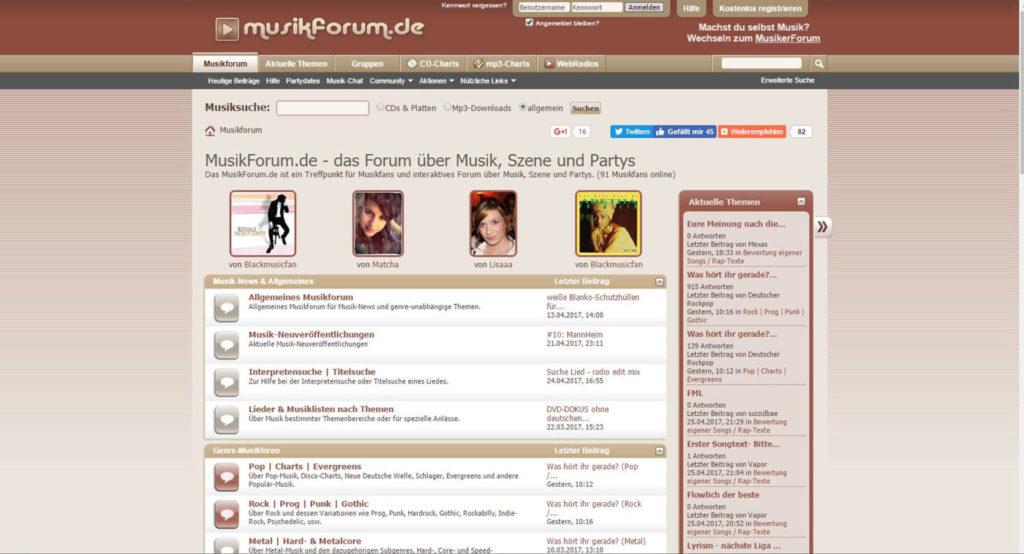 musik-forum-de