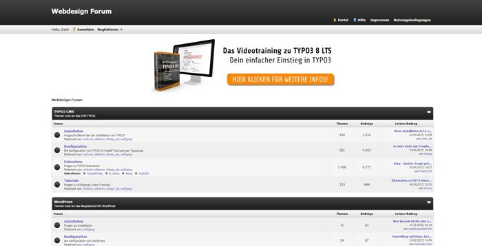 webdesign-forum.net
