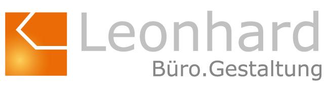 Logo-Leonhard-Büro-Gestaltung