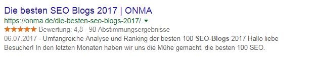 google-onma-eintrag