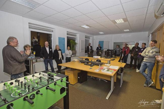 Neujahrsempfang der Unternehmer für Hainholz 2019