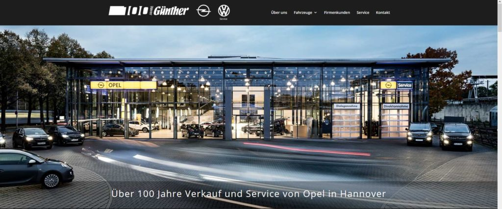 Opel Günther Hannover